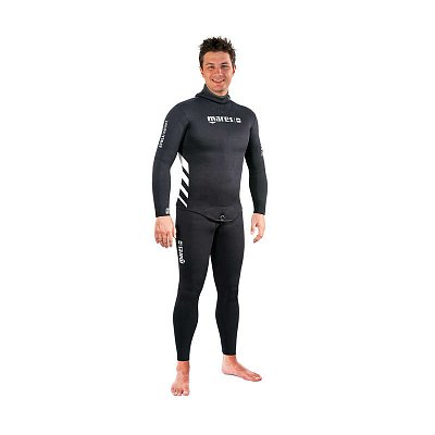 Neoprenový Oblek MARES Jacket APNEA 50 Open Cell - Spearfishing a FreeDiving 2 - S