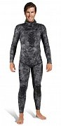Neoprenový Oblek MARES Jacket EXPLORER CAMO BLACK 70 Open Cell - Spearfishing a FreeDiving 6 - XL