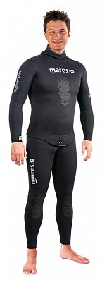Neoprenový Oblek MARES Jacket EXPLORER SPORT 50 - Spearfishing a FreeDiving 4 - ML