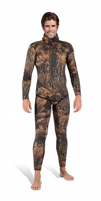Neoprenový oblek Mares JACKET ILLUSION BWN 30 OPEN CELL - Vesta - Freediving a Spearfishing 5 - L