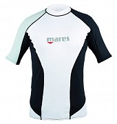 Triko MARES Rash Guard Loose Fit - Short Sleeve - Krátký rukáv  L